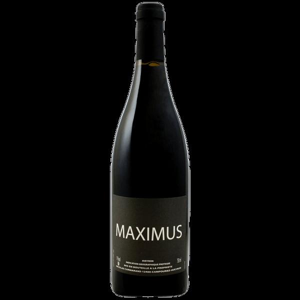 Maximus, Nicolas Carmarans, 2019
