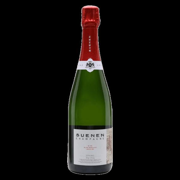 Suenen C+C Grand Cru Blanc de Blanc Champagne, NV