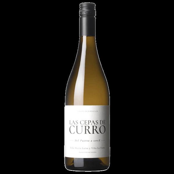 Las Cepas de Curro Blanco, Vinos Oceanicos, 2018