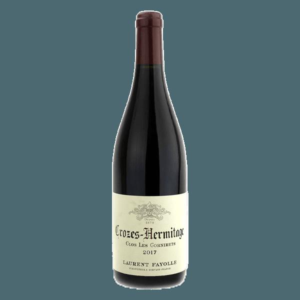 Crozes Hermitage Clos de Cornirets, Laurent Fayolle, 2017