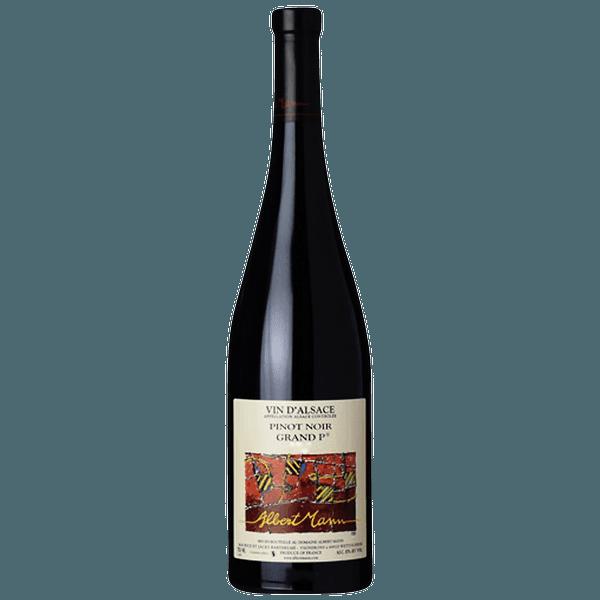 Pinot Noir Grand P, Albert Mann, 2015