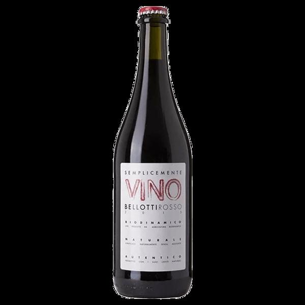 Semplicemente Vino, Bellotti Rosso, 2019