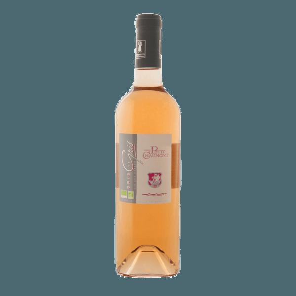 Gris de Gris Rosé, Domaine du Petit Chaumont, 2020