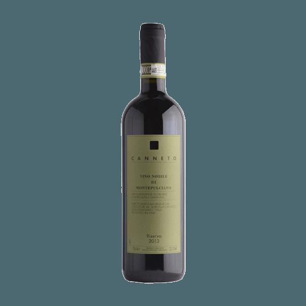 Vino Nobile di Montepulciano Riserva, Azienda Agricola Canneto, 2013