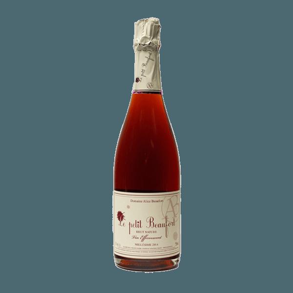 Le Petit Beaufort Brut Rosé Taille, Alice Beaufort, 2014