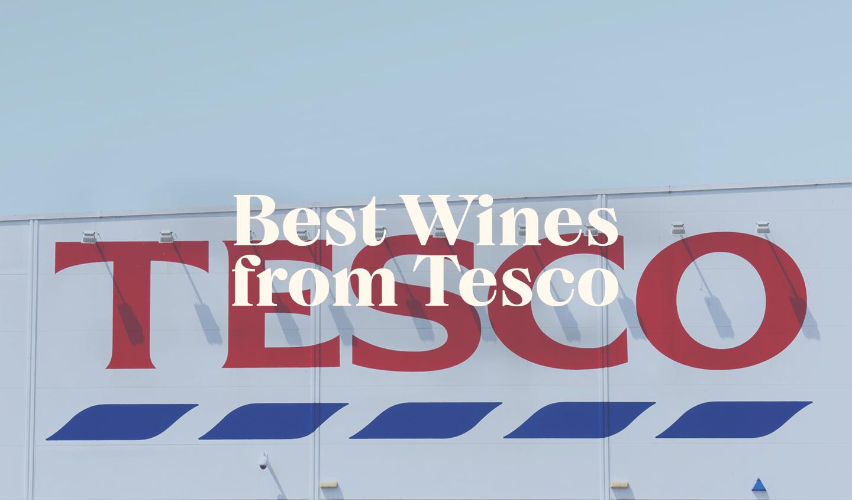 Best Tesco Wines