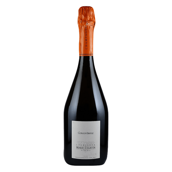 Concordance Champagne, Marie-Courtin, 2014