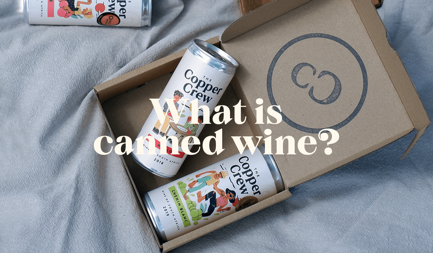 A Primer on Canned Wine
