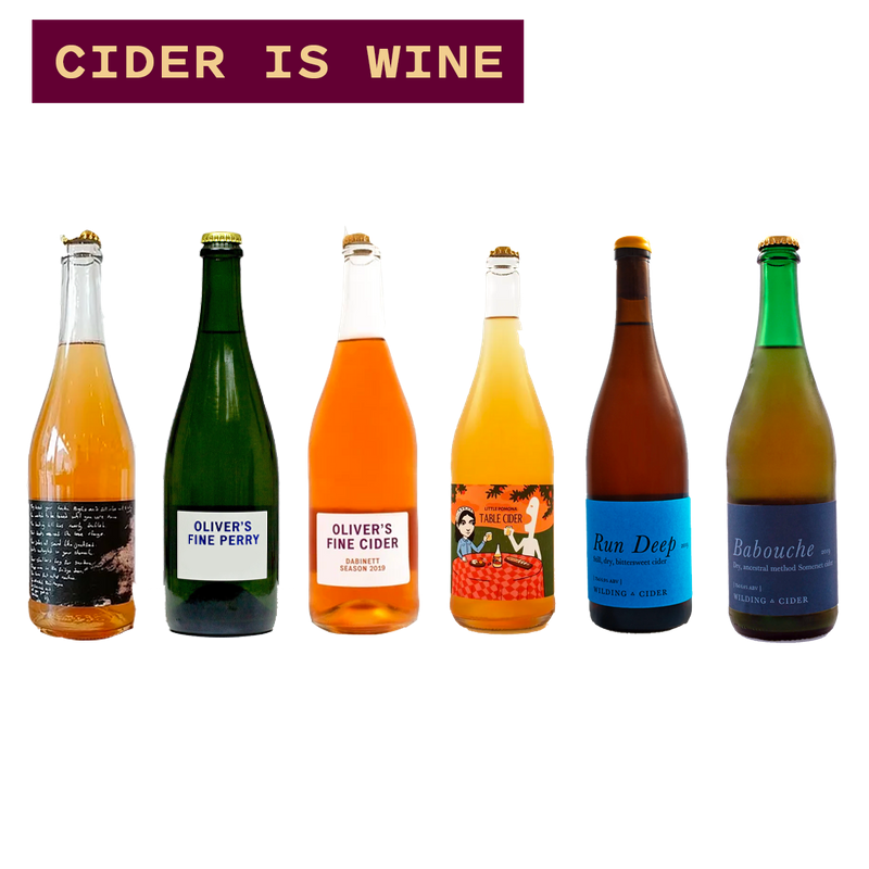 Cider is Wine? Special