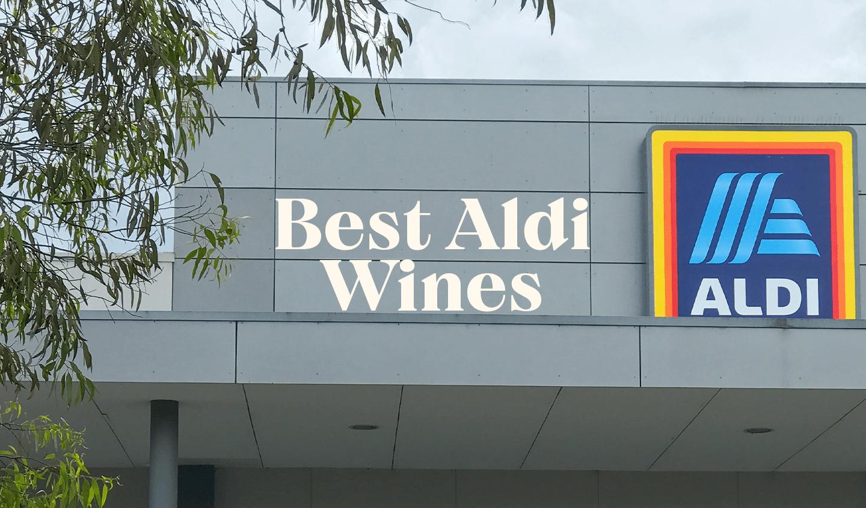 Best Aldi Wines