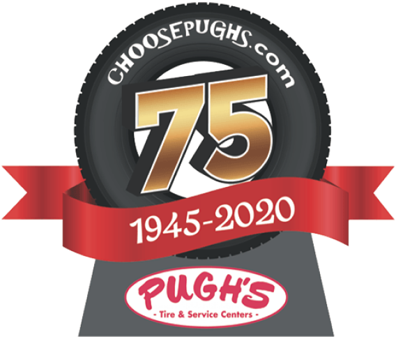 Proudly Serving Eastern NC for 75 Years | Pugh's Tire and Service Centers