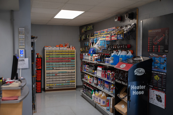 Auto Parts | Pugh's Tire and Service Centers