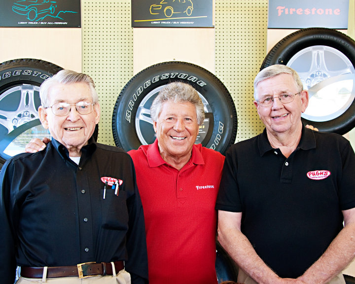 Pugh's Family | Pugh's Tire and Service Centers