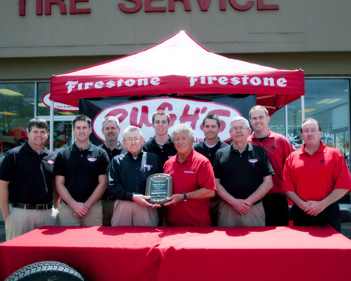 Local Family Owned Business Proudly Serving 5 Locations | Pugh's Tire and Service Centers