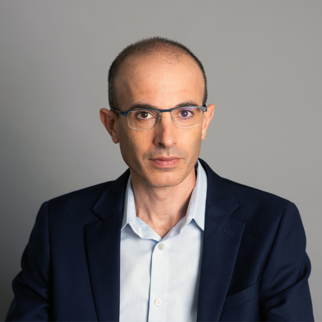 28 – Two Million Years in Two Hours: A Conversation with Yuval Noah Harari