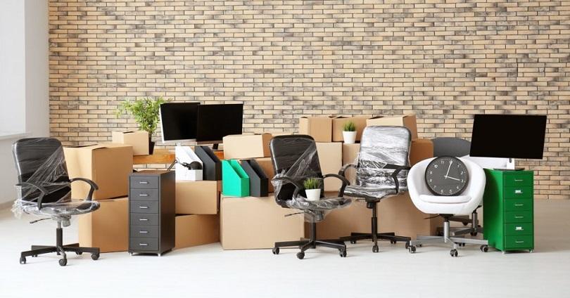 office declutter