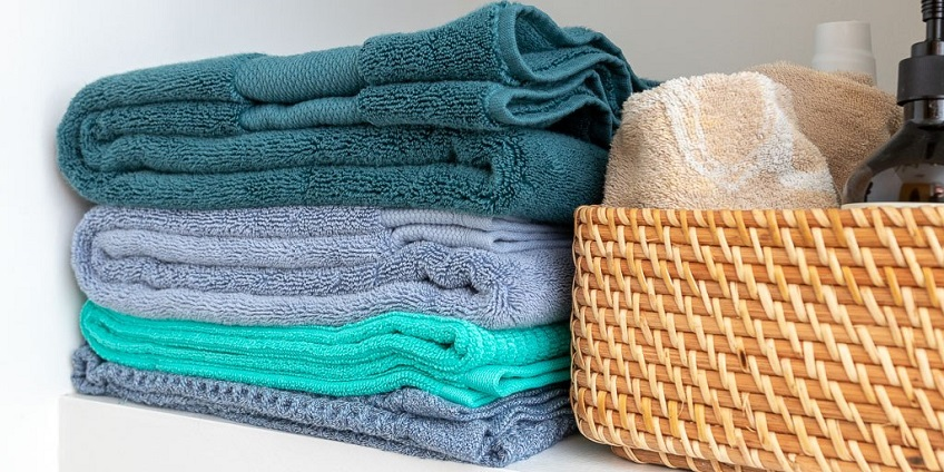 towels and sheets