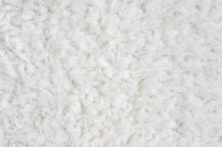 white wool material