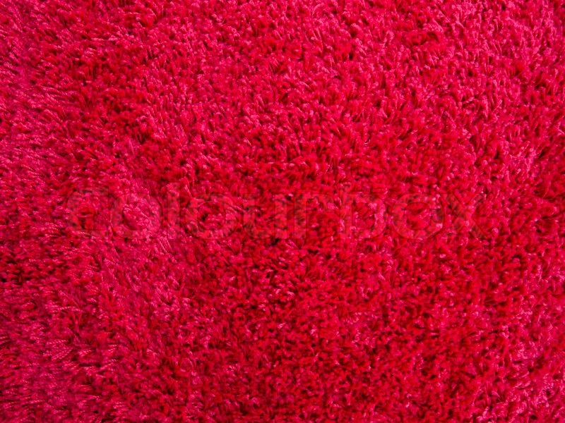 red acrylic material