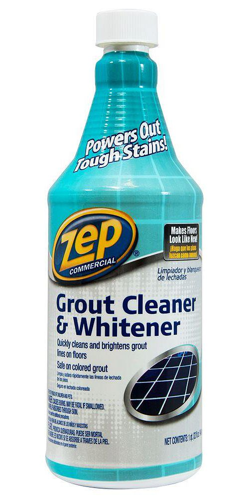 ZEP Grout Cleaner and Brightener