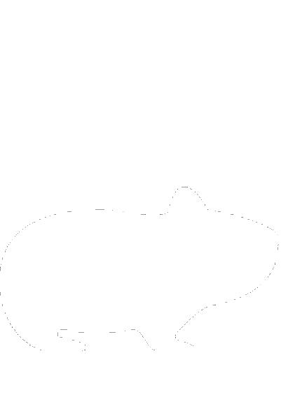Icône d'un hamster avec une plante et des euros représentant les économies que vous allez faire avec Fred le Hamster