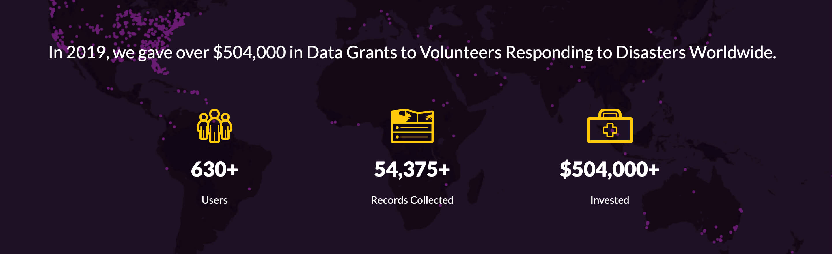 Fulcrum Community Impact 2019
