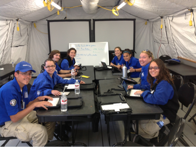 FEMA Blue 1 Team