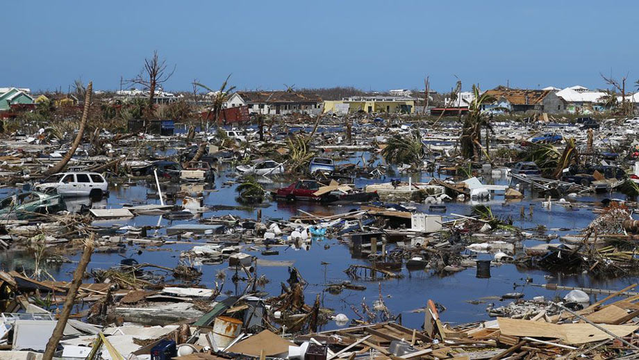The Bahamas after Hurricane Dorian (Getty Images)