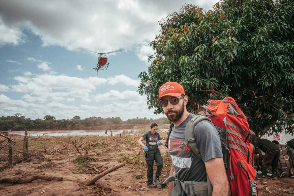Team Rubicon deploys in Mozambique