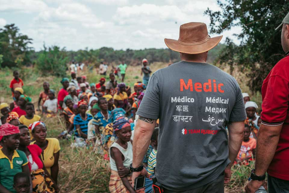 Team Rubicon deploys in Mozambique
