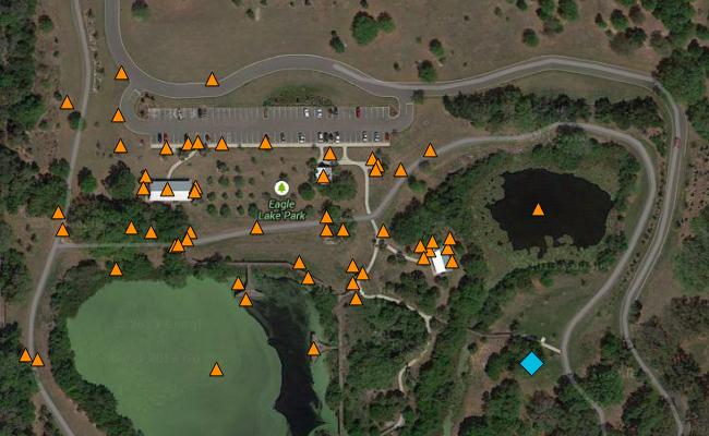 Eagle Lake park assets