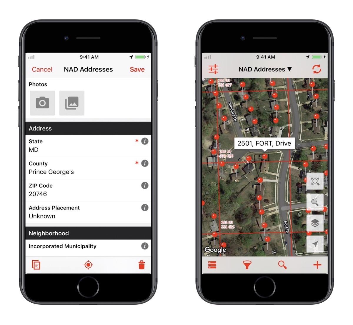 NAD Mobile App