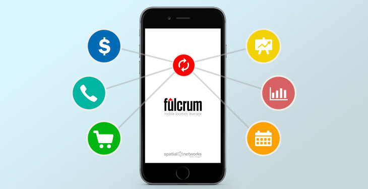 Sales and lead tracking with Fulcrum