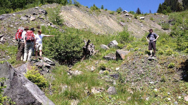 Landslide Mapping