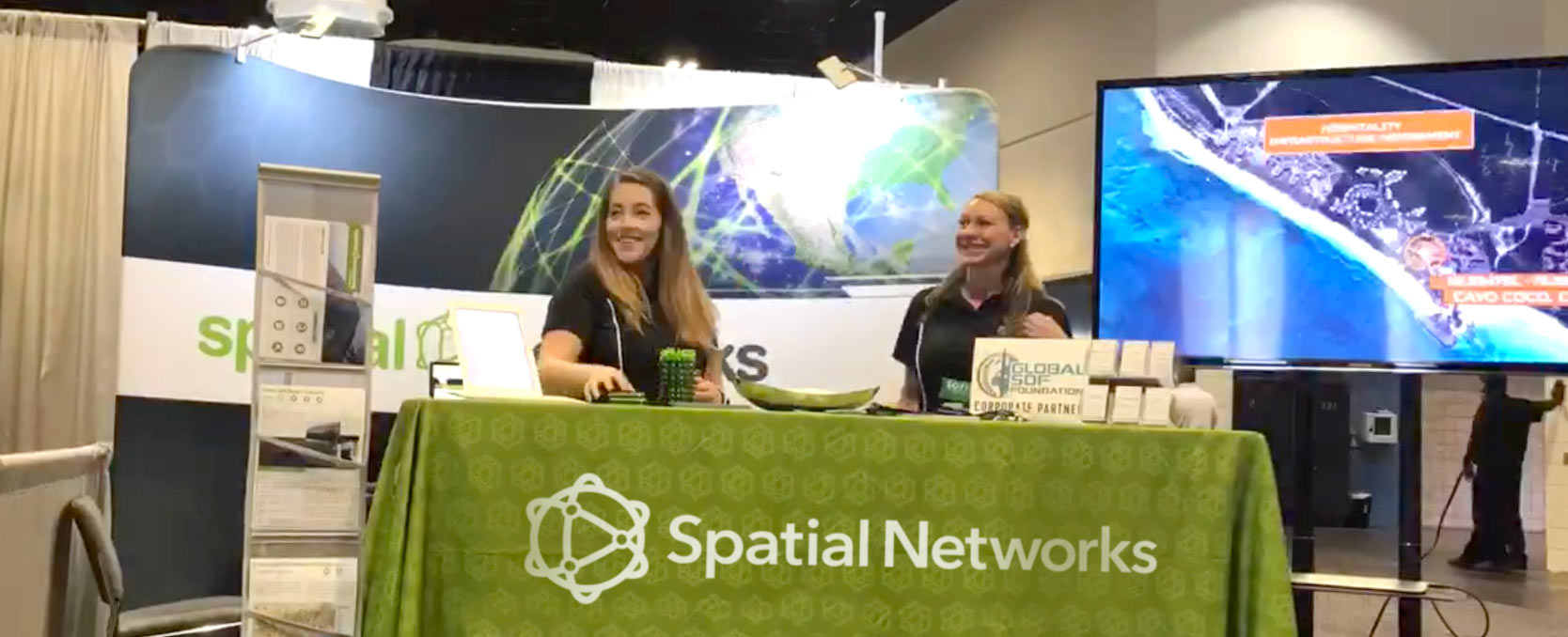 Spatial Networks at SOFIC 2017