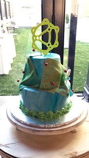 SNI Cake