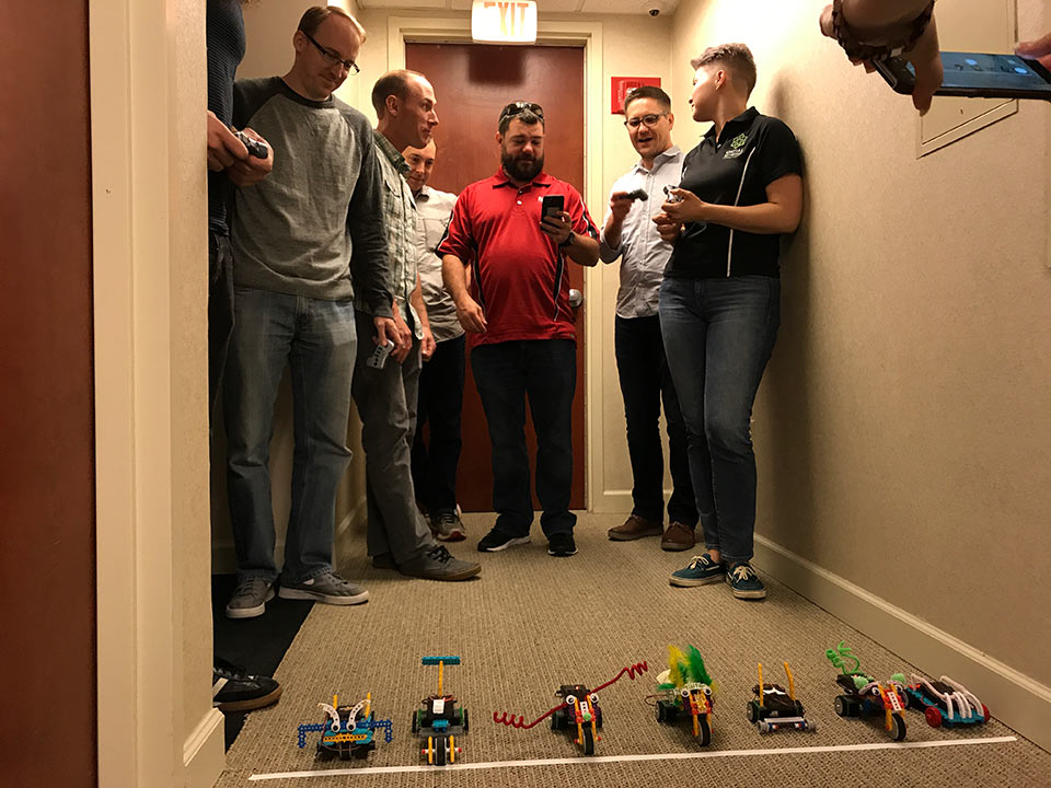 Robot Racing