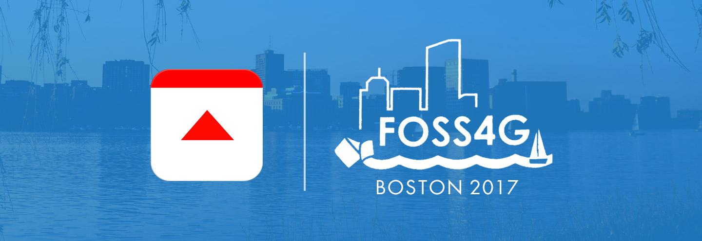 FOSS4G Boston 2017