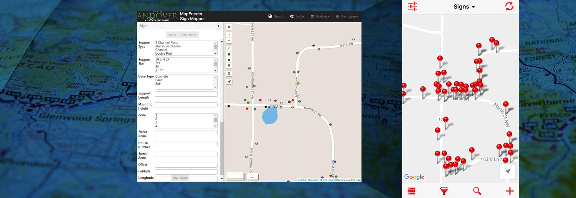 mapFeeder