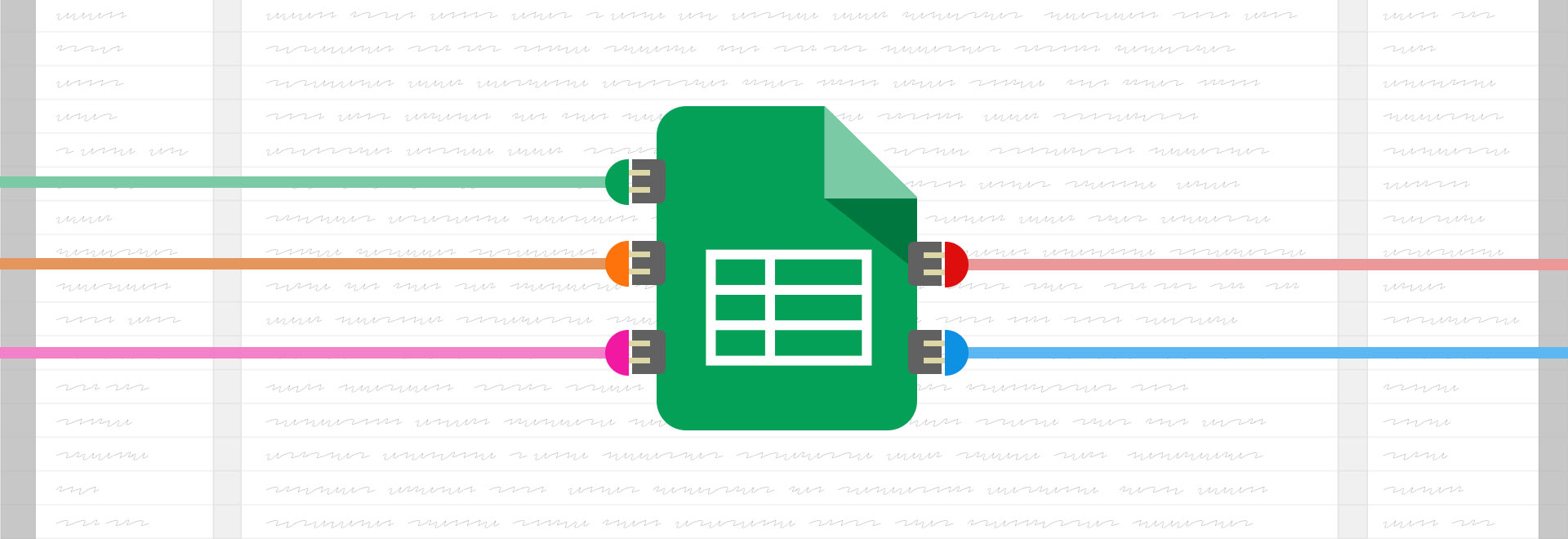 """Integration with Google Sheets"""
