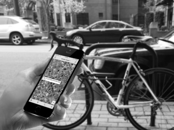 Collecting bike data with Fulcrum