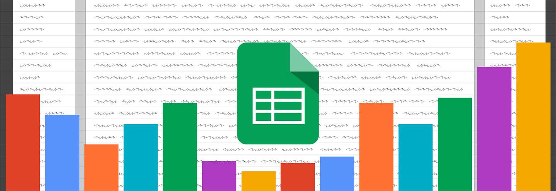 Google Sheets Charts