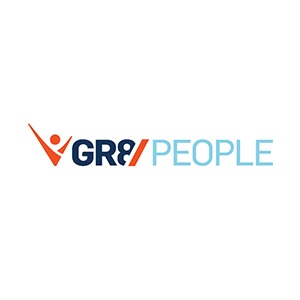 GR8 People logo
