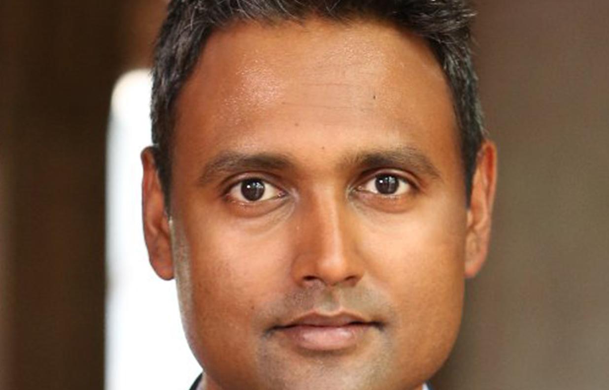 Paradox board member Deepak
