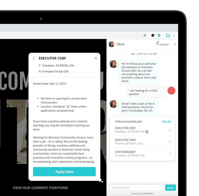 Care: Search for Jobs Easy and Efficient