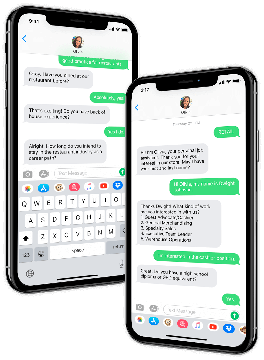 Paradox Capture is an AI recruiting tool to help you schedule interviews and more