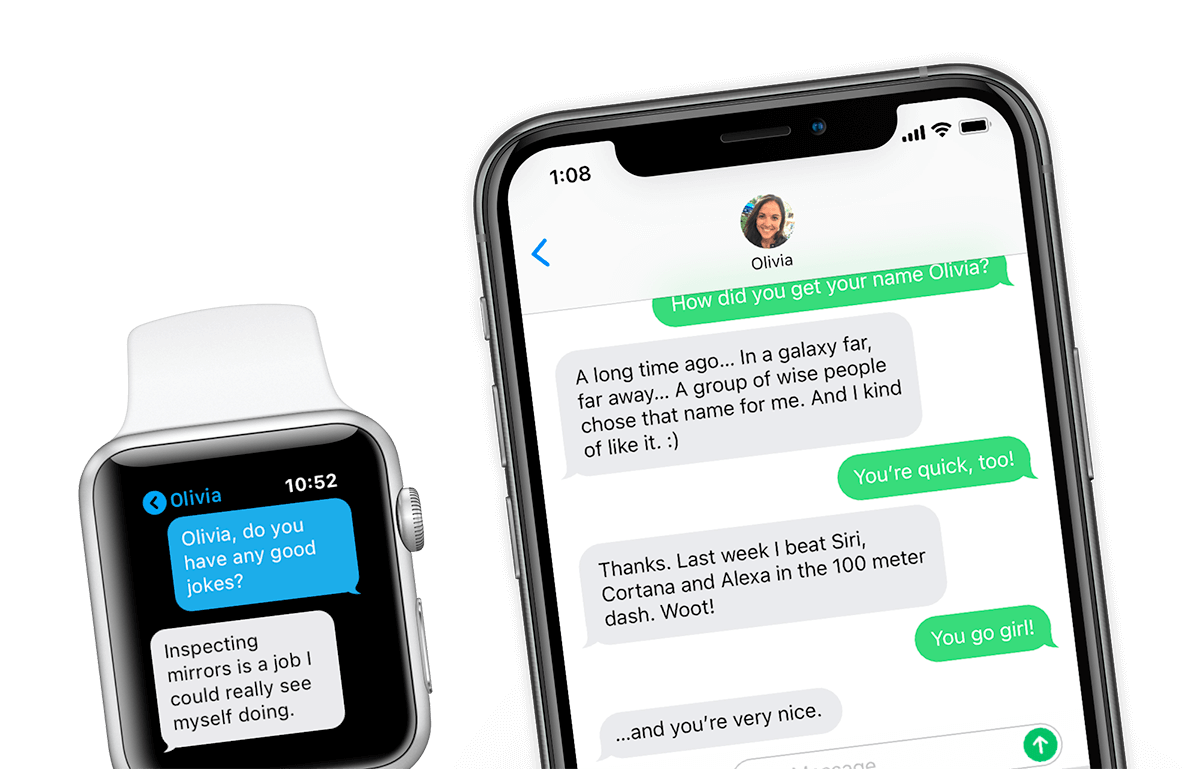 conversational AI recruiting from Paradox