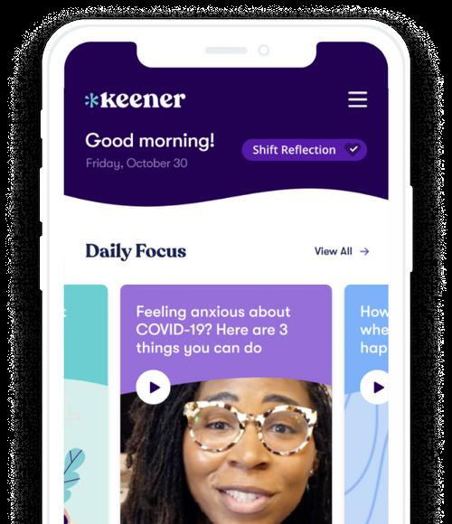 Keener Daily Focus