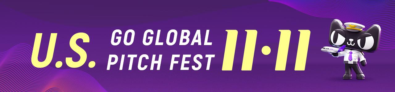 Go Global Pitch Fest 11.11