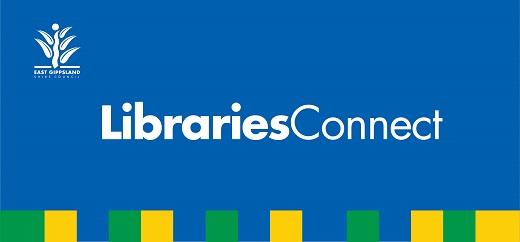 Libraries Connect newsletter header